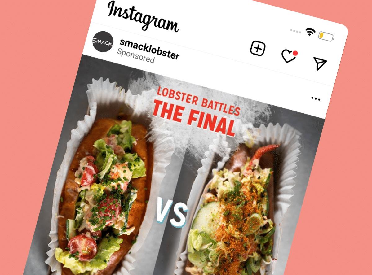 Burger & Lobster Solution